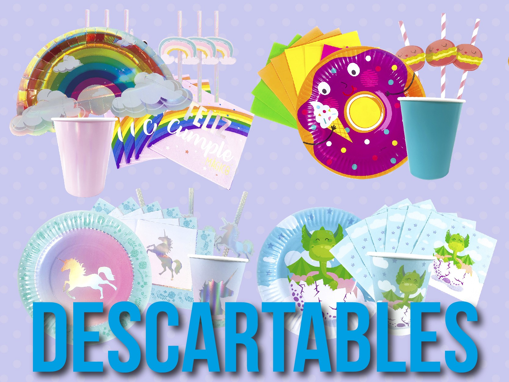 DESCARTABLES